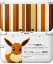 Une 3DS XL Evoli au Japon - Pocket Gamer France - Pocketgamer.fr | Pokémon | Scoop.it