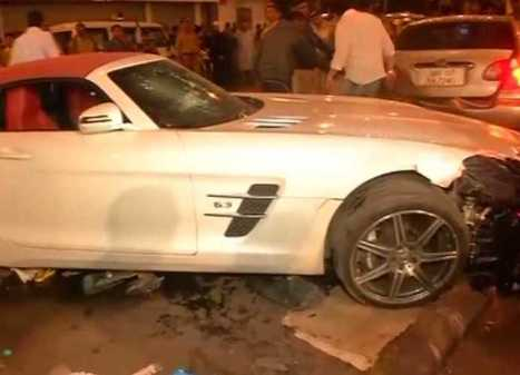 5 injured after being were run over by a car in Mumbai | News Latest | Scoop.it