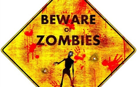 Noam Chomsky: Why Americans Are Paranoid About Everything (Including Zombies) | Zombies | Scoop.it