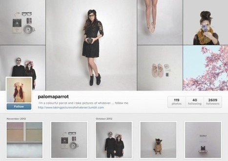 As Instagram Debuts Web Profiles, It's Beginning to Look a Lot Like Facebook | Online Marketing Resources | Scoop.it
