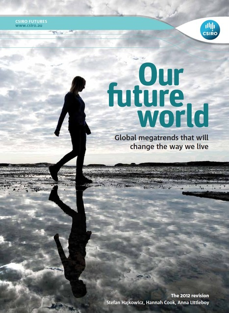 Global megatrends that will change the way we live | Megatrends | Scoop.it