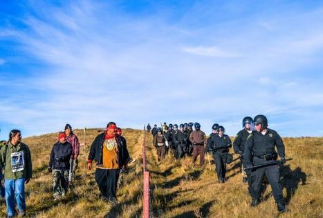 141 Water Protectors Arrested as Police Escalate Violent Militarized Response to #NODAPL | Community Village Daily | Scoop.it