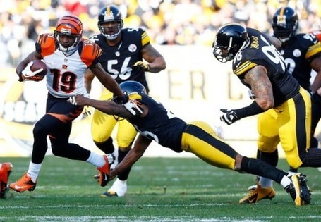Third Straight Loss Ends Steelers Playoff Hopes; Lose to Bengals 13-10 | Steelers Nation | Scoop.it