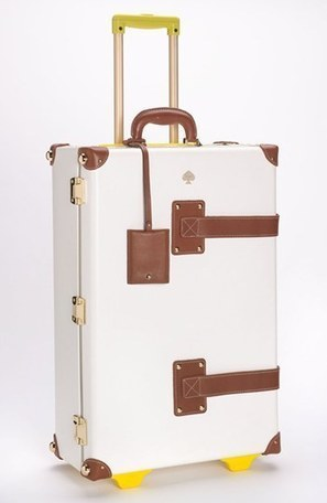kate spade new york 'new yorker - stowaway' wheeled suitcase | Nordstrom | Mahattan | Scoop.it