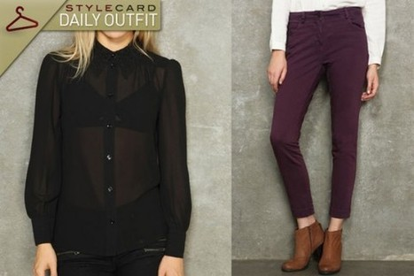 Daily Outfit: Office Party | StyleCard Fashion Portal | StyleCard Fashion | Scoop.it