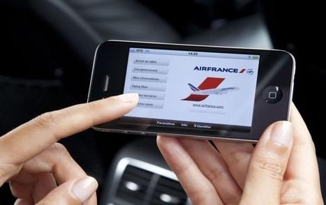 Air France et KLM se branchent au Wi-Fi | Jetlag : jet privé, conciergerie de luxe et voyages de rêve... | Scoop.it