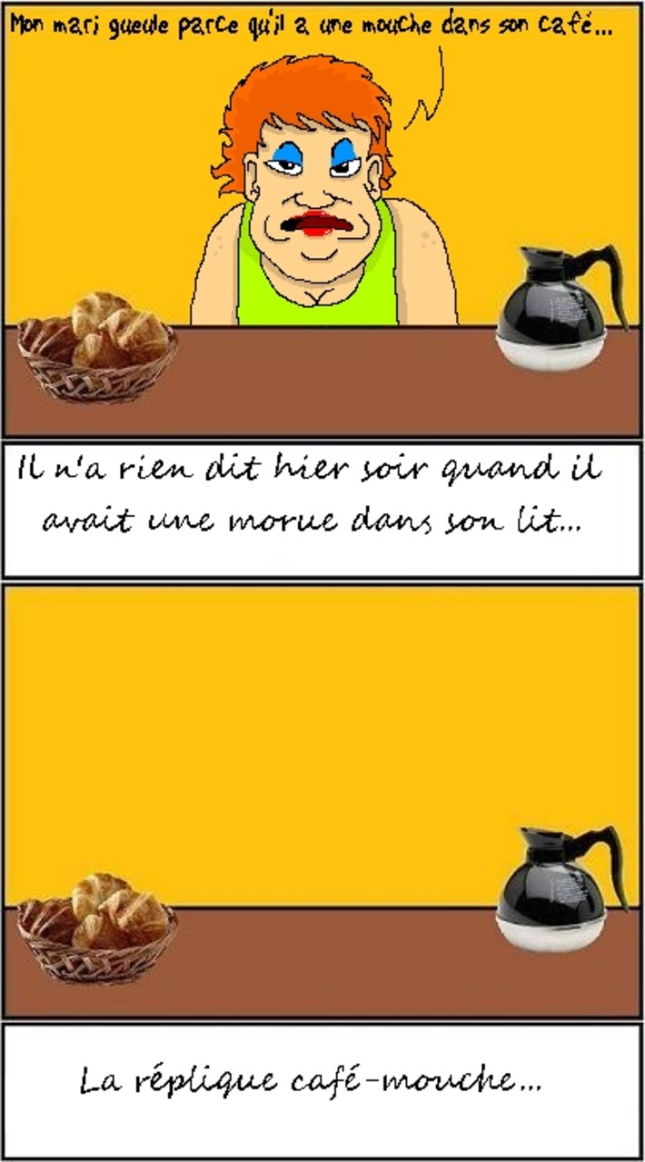 Zobi La Mouche... | Baie d'humour | Scoop.it