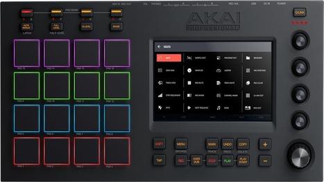 Akai   MPC Touch   Electro   Scoop.it