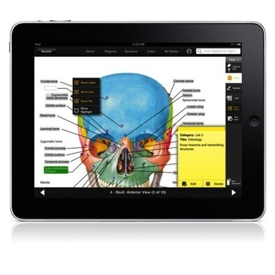iPad Applications in the Healthcare Industry | HealthWorks Collective | eHealth | Scoop.it