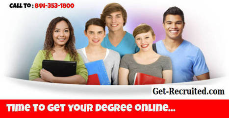 Time To Get Your Degree Online | Online Recruitment | Scoop.it