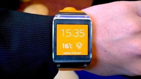 Samsung Galaxy Gear Australian Hands-On: The Maxwell Smart-Watch | ICT at IMCC | Scoop.it