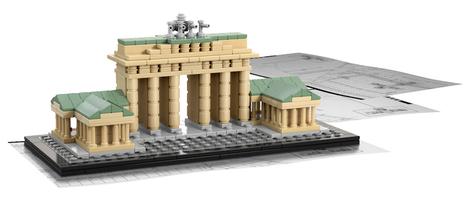 LEGO | Eifelturm | Big Ben | Brandenburger Tor | zum Selberbauen - Kinderartikel - Ein Blick auf Produktneuheiten | 123Bambini | Kinderartikel | Scoop.it