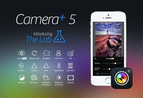 Camera+ the Ultimate Photo App | Family Travel | Scoop.it