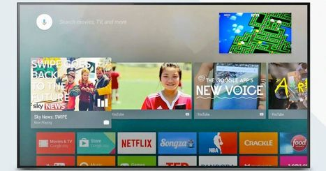 Google Cast and Android TV are coming to even more screens - Engadget | mvpx_CTV | Scoop.it