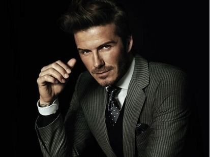 Marketing Yourself to the Top: David Beckham: Football's Biggest Star | Marketing | Scoop.it