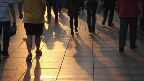 Top 10 health benefits of walking every day | Running for Life | Scoop.it