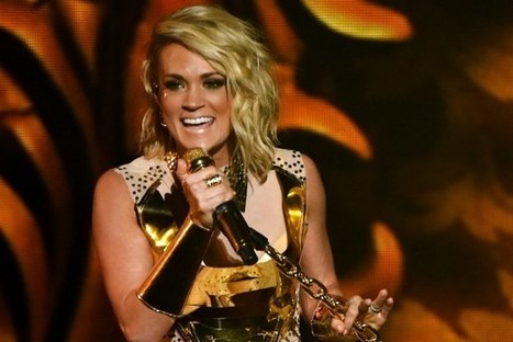 Carrie Underwood Will Return for 2016-2017 'SNF' Season | Country Music Today | Scoop.it