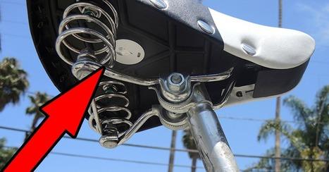 Comment localiser votre vélo sur votre Smartphone en cas de vol? | Le Web, ses évolutions et les NTIC vues par un avocat. | Scoop.it