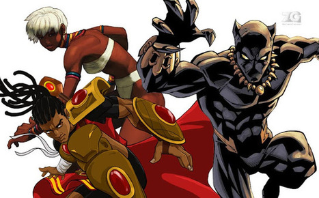 Top 10 African Video game Characters |TheZonegamer | Thezonegamer | Scoop.it