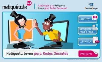 Nétiquette pour les réseaux sociaux | e-reputation_netiquette | Scoop.it