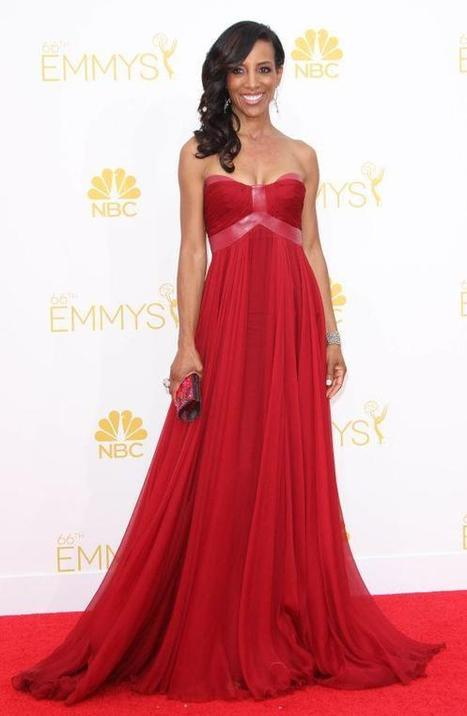Emmys 2014 Fashion: See The First Arrivals | G Creationz | Scoop.it