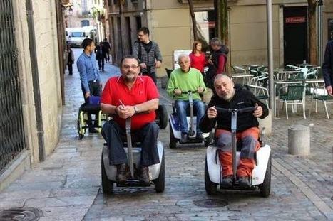 Segway Madrid: Segway en sillas de ruedas | Asesor en Accesibilidad | Scoop.it