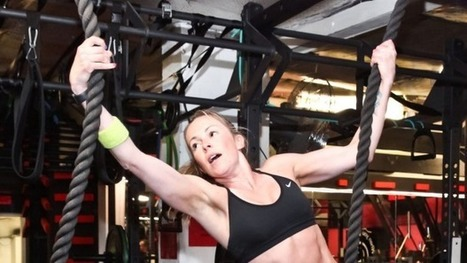 Get ninja warrior fit: The most extreme workout trend for 2017 | Physical and Mental Health - Exercise, Fitness and Activity | Scoop.it