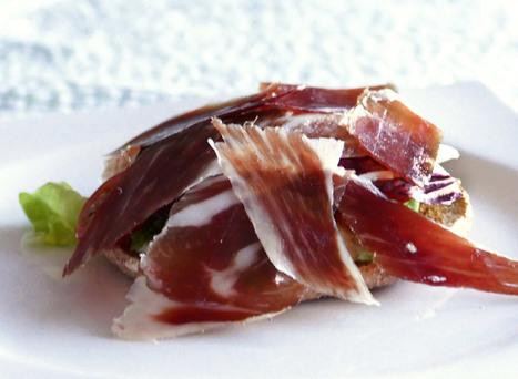 In Spain, the  Holy Grail of Ham   Spanish Ham   Scoop.it