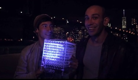 L3D Cube Takes the Work out of Building an LED Cube | Hardware | Scoop.it