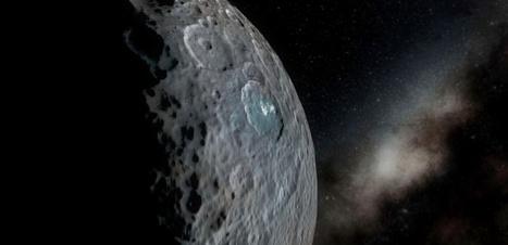 VIDEO. 2 minutes magiques de voyage au-dessus de la planète Cérès | Beyond the cave wall | Scoop.it