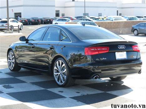 Audi A6, Những chiếc xe của tương lai | Tư vấn ô tô | Scoop.it