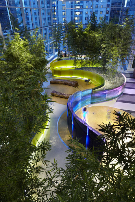 Crown sky garden chicago usa mikyoung kim d for Landscape design usa
