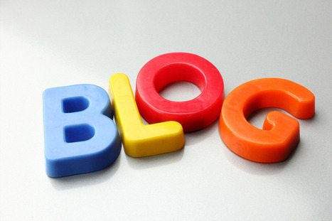 6 Reasons Why You Should Blog With Your Class | LSC eLearning Weekly | Scoop.it