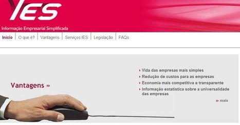 IES - Informação Empresarial Simplificada | Direito Português | Scoop.it