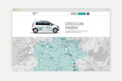 Website für die neue urbane Mobilität   werbewoche   E-Labs   Scoop.it