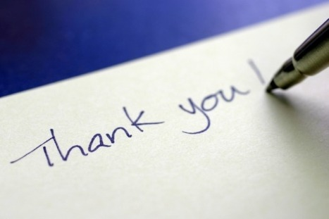 How Killer 'Thank You' Pages Increase Lead Generation - Business 2 Community | marketing tips | Scoop.it