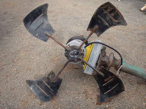 How to- Wind Turbine Made from Scrap Metal... | World Of Water & Power | Scoop.it