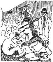 Topic Website 3      Woody Guthrie: Dust Bowl Balladeer | Woody Guthrie by William Calloway | Scoop.it