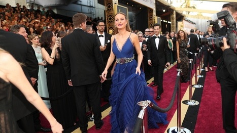 Oscars 2016 and the best dressed who graced that red carpet | Fashions and Amazing Deals | Scoop.it