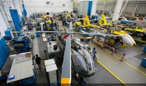 Airbus Helicopters Mexico seeks to quadruple its production | Helicopters | Scoop.it