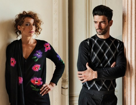Teodori: fashionable knitwear from Le Marche | Le Marche & Fashion | Scoop.it