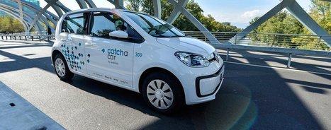 «Catch a Car peut être 40% moins cher qu'Uber» | great buzzness | Scoop.it