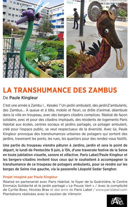 | PARIS LABEL | Art, pédagogie, ville : quels croisements possibles pour permettre une urbanité soutenable et solidaire ? | Scoop.it