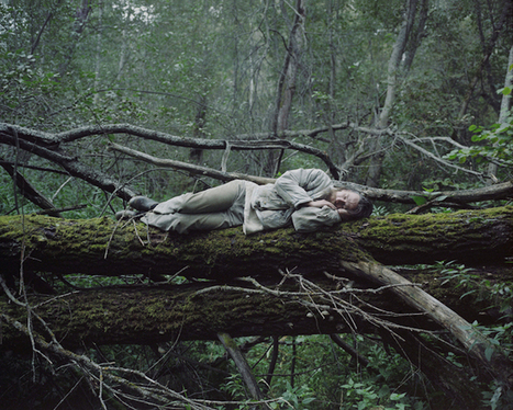 Compelling Portraits of People Who Live Alone in the Forest | ART  | Conceptual Photography & Fine Art | Scoop.it
