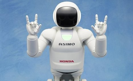 Honda to Present Motorcycle Robotics Technology at CES | M A G | Scoop.it