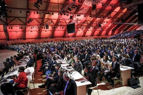 «Vrai tournant» ou déception: les réactions au projet d'accord mondial sur le climat (Le Monde du 12 déc 2015) | TES1 Michelet | Scoop.it