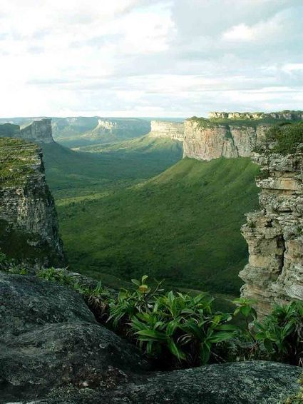 Chapada Diamantina - Tourisme et découverte de la Chapada Diamantina à Bahia | poesie-citation | Scoop.it