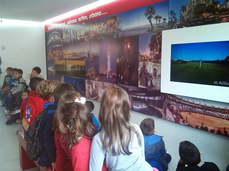 Gnomitas y Gnomitos: Visita al Centro de Interpretación Patrimonial de Almería | Gestión del Patrimonio Cultural | Scoop.it