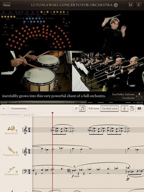 The Perfect Classical Music App | Culture and Fun - Art | Scoop.it