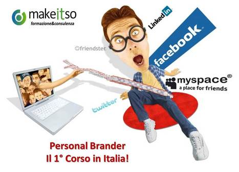 Corso in Personal Brander Specialist | marketing personale | Scoop.it